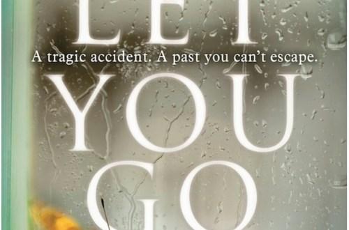 I Let You Go - Clare Mackintosh - Book Cover