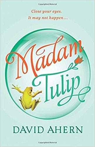 Madam Tulip - Madam Tulip Mysteries #1 - David Ahern - Book Cover