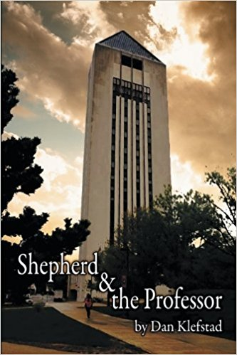 Shepherd and the Professor - Dan Kiefstad - Book Cover
