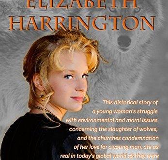 Maggie Elizabeth Harrington I Live in Two Worlds - DJ Swykert - Book Cover