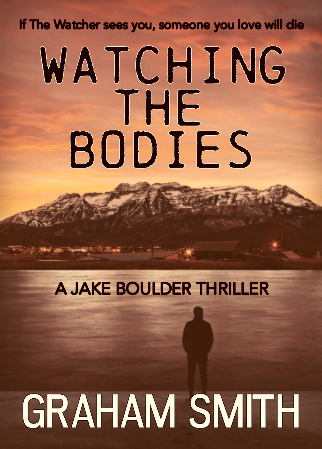 Watching the Bodies - Graham Smith - Book Cover