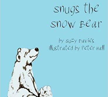 Snugs The Snow Bear - Suzy Davies - Book Cover
