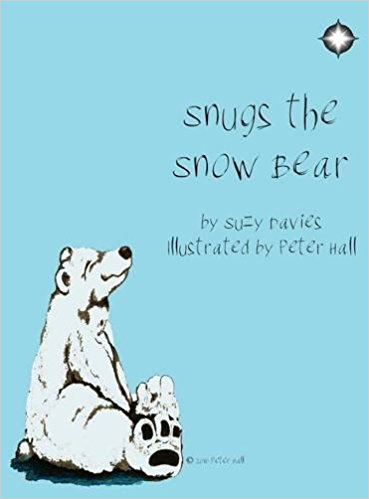 Snugs The Snow Bear - Suzy Davies - Book Cover