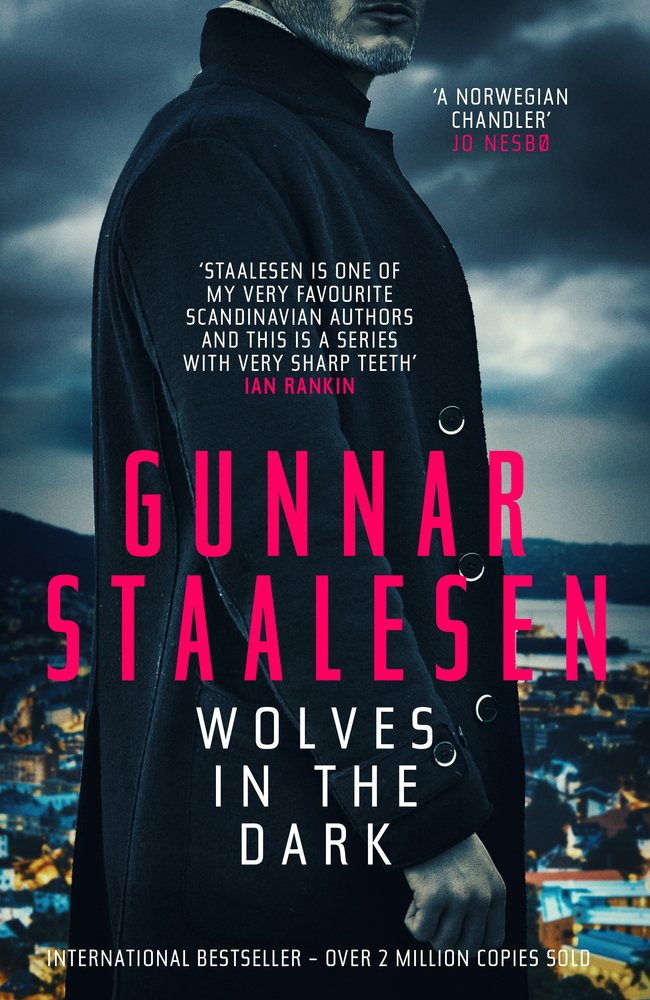 Wolves in the Dark - Gunnar Staalesen - Book Cover