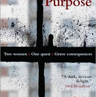 Cross Purpose - Claire MacLeary - Book Cover