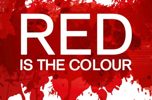 Red is the Colour - Mark L. Fowler - Book Cover