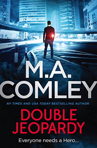 Double Jeopardy - M.A. Comley - Book Cover