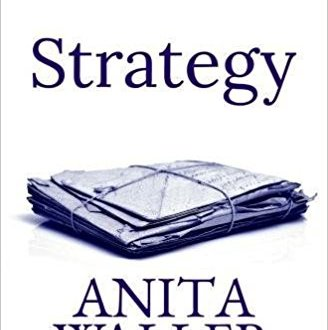 Strategy - Anita Waller - Book Cover