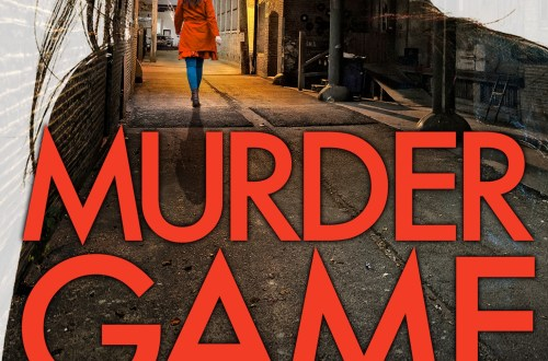 Murder Game - Caroline Mitchell - Book Cover