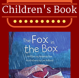 The Fox in the Box - Amanda Gee - Book Cover