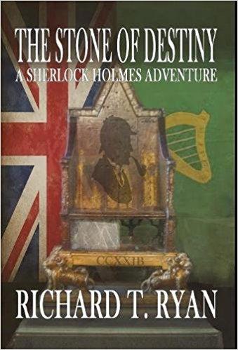 The Stone of Destiny - Richard T. Ryan - Book Cover