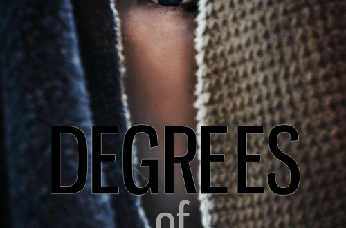 Degrees of Darkness - Tony J. Forder - Book Cover