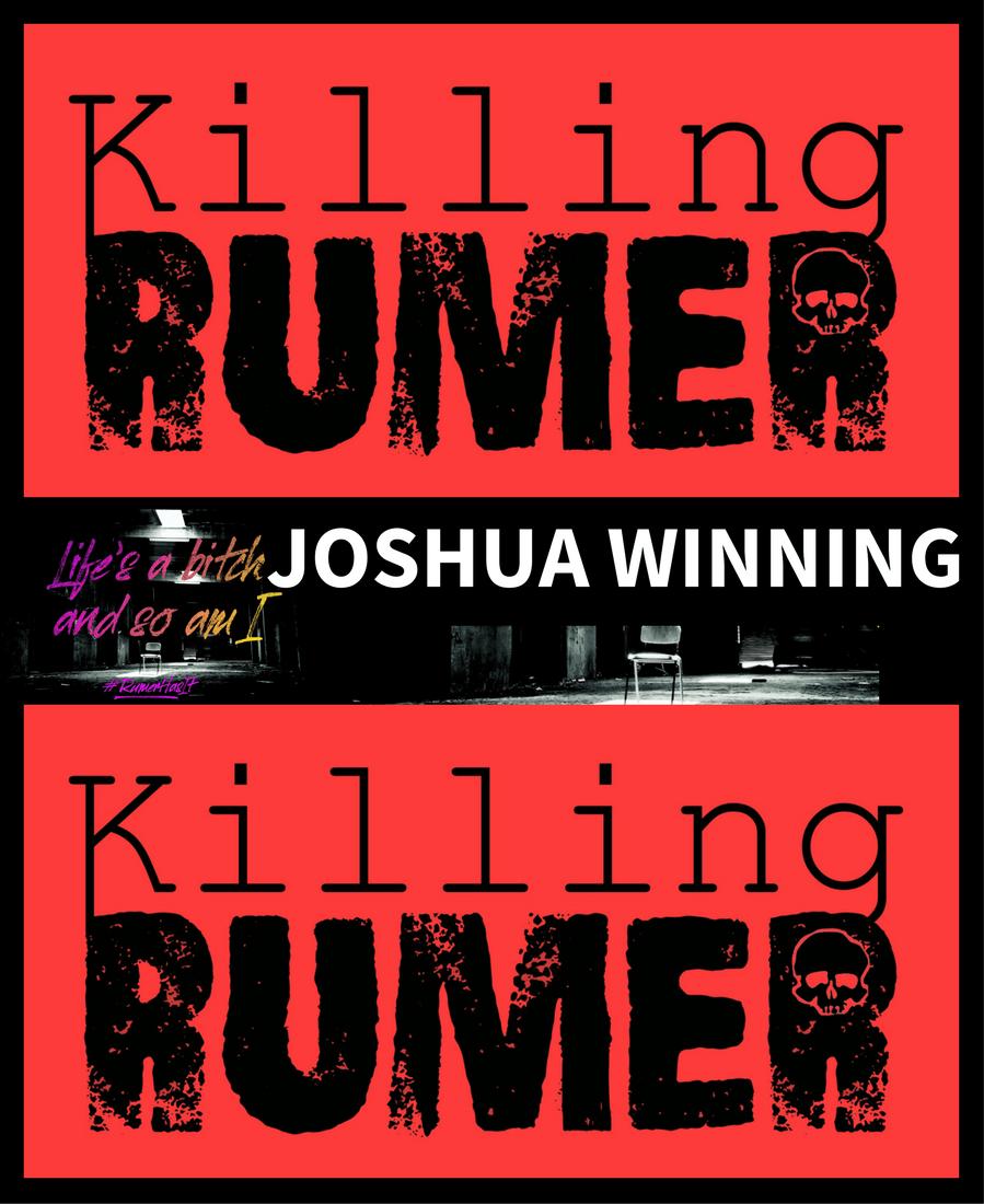 Killing Rumer - Joshua Winning - Book Cover