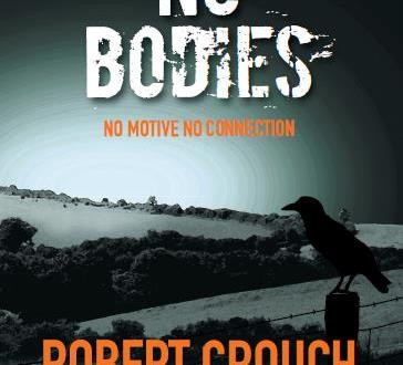 No Bodies - Robert Crouch - Book Cover