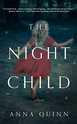 The Night Child - Anna Quinn - Book Cover