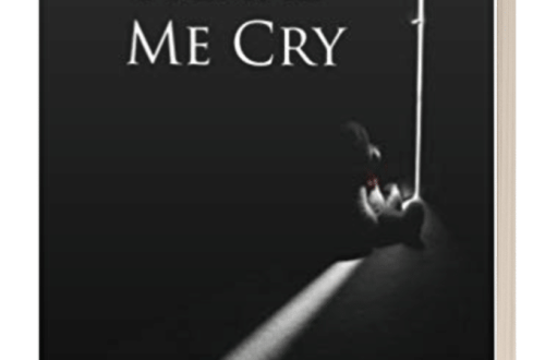 Nobody Heard Me Cry - P.A. Davies - 3D book cover