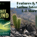 Blog Post Image Features & News Author Interview L.J. Morris