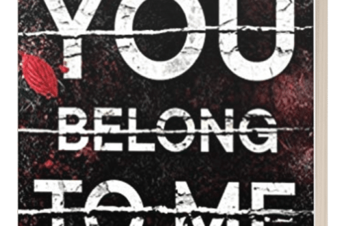 You Belong To Me - Mark Tilbury - 3D book cove