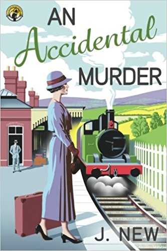 An Accidental Murder - J. New - Book Cover