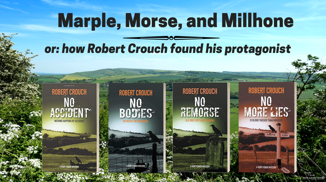 Marple, Morse, and Millhone - Robert Crouch - Short Story Image