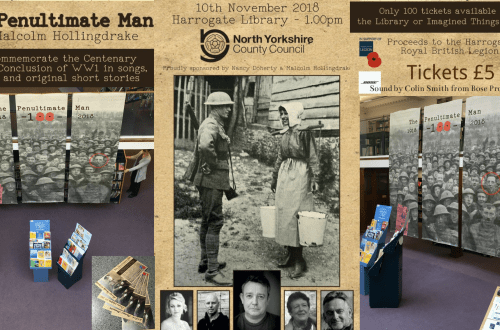 Once in a LIfetime The Penultimate Man Events Blog Post Image