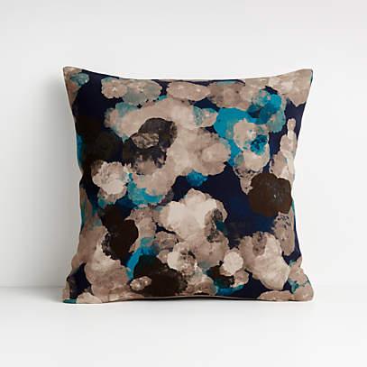 adenium 20 floral pillow cover