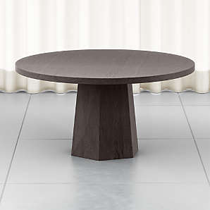 60 inch round tables crate and barrel