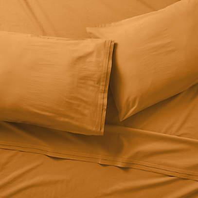mellow amber organic cotton standard