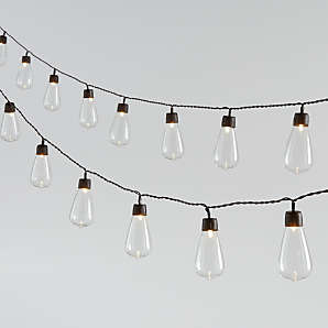 battery operated string lights crate