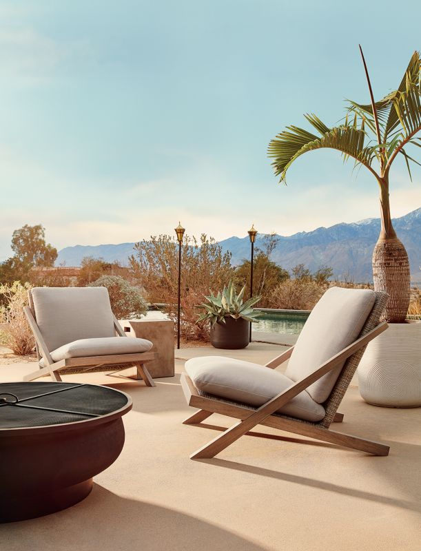Modern Outdoor Furniture & Decor | CB2 on Fine Living Patio Set id=25580