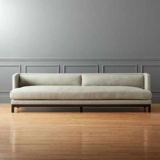 Crate and Barrel Sofas   CB2 brava sofa