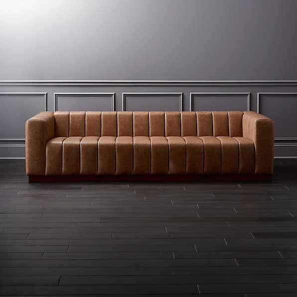 oversized sofas cb2