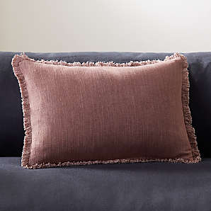 modern accent pillows cb2