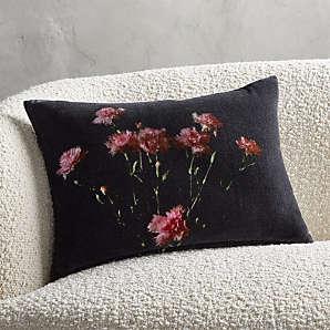 black pillows cb2