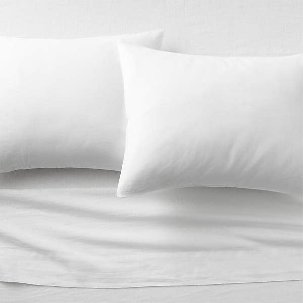 feather down pillow inserts
