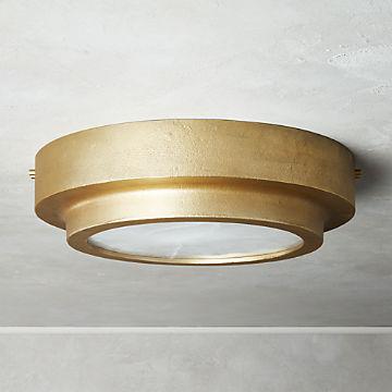 contemporary flush mount lighting cb2