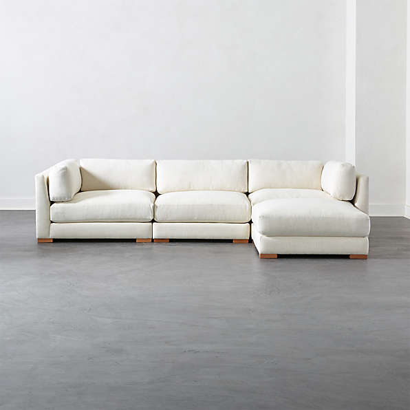 deep sofa seat cb2