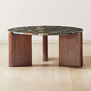 designer coffee tables cb2