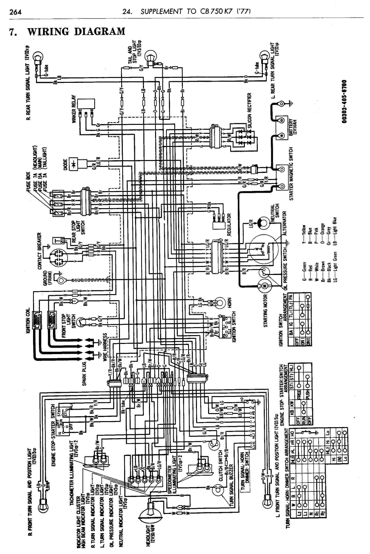 100 [ 1979 honda cb750 clymer manual ] servicemanuals Honda Engine Wiring Diagram  Suzuki Gsxr 750 Wiring Diagram Motion Sensor Light Switch Wiring Diagram Moto Guzzi Breva 750 Wiring Diagram