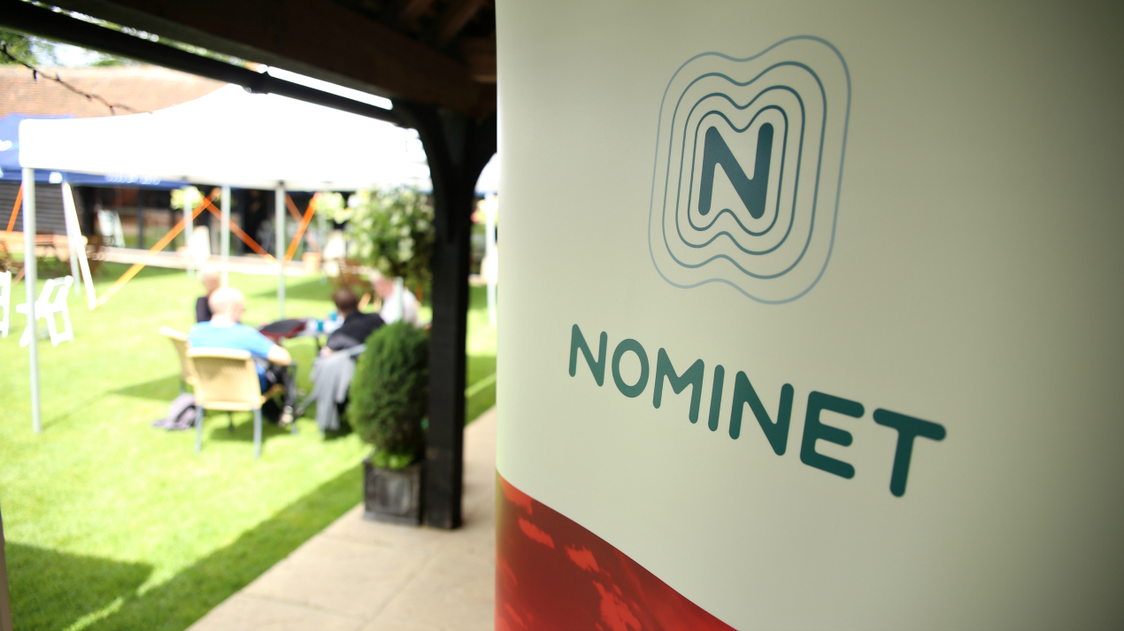 Nominet sign