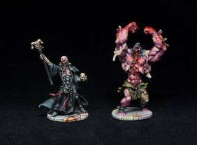 Zombicide Black Plague Zombie Paint Guide