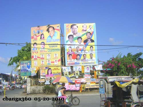 election posters