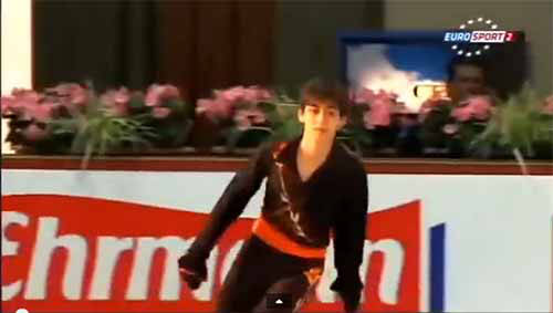 Watch Michael Christian Martinez, only Pinoy in Winter Olympic Games