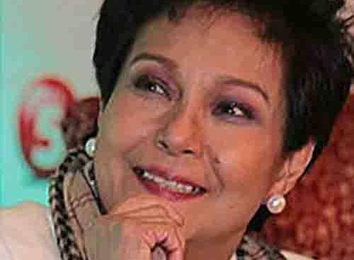 Maraming Salamat at Pagpalain Kayo ng Diyos – Nora Aunor