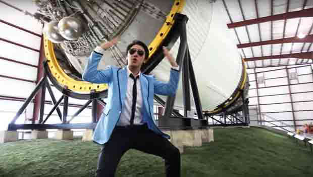 This NASA parody of a South Korean K-Pop song is timeless