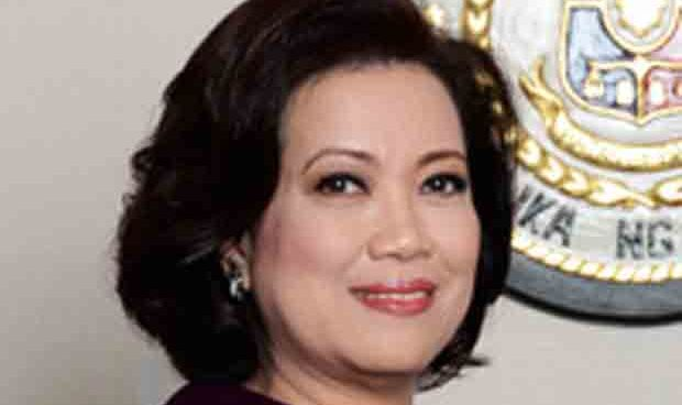 SCOTP CJ Sereno says Duterte's announcement of narco judges premature