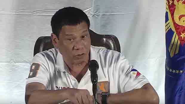 Peeved Duterte just declares vacant all positions with presidential appointment