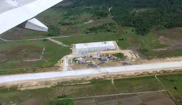 No blame game even as P4 8-B Bicol International Airport design is a