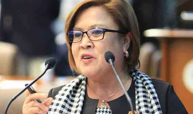 Senator De Lima to President Duterte: Do you like me?