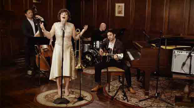 Watch this Postmodern Jukebox jazz version of Beauty and the Beast